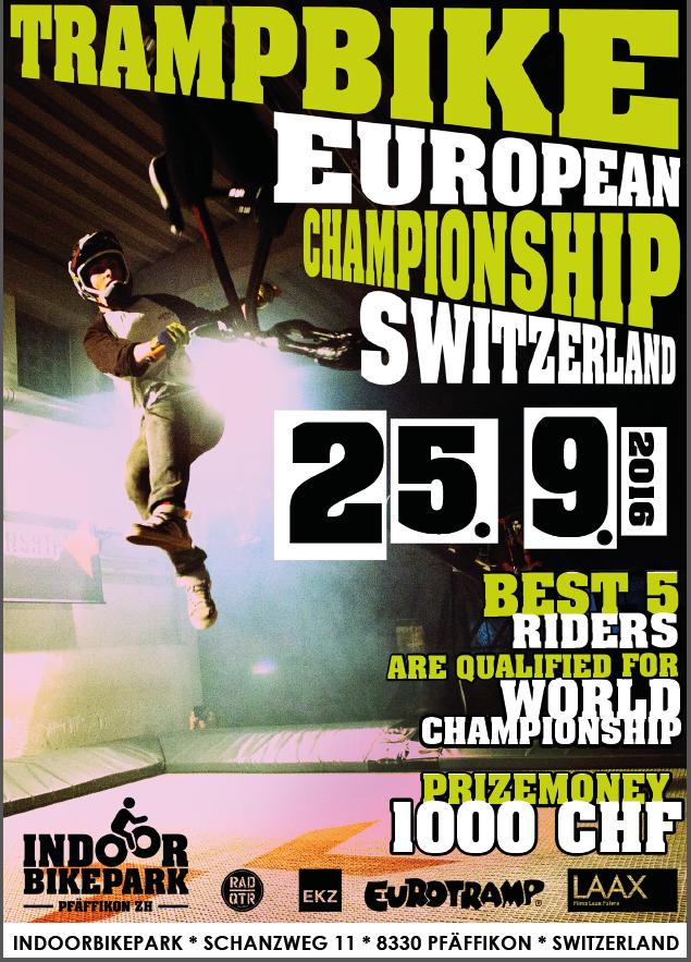 Trampbike_EuropeanChampionship_Indoorbikepar_Pfaeffikon_29_09_2016