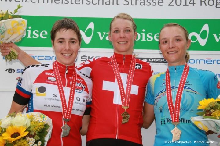 Mirjam Gysling - Gold bei Elite-Frauen