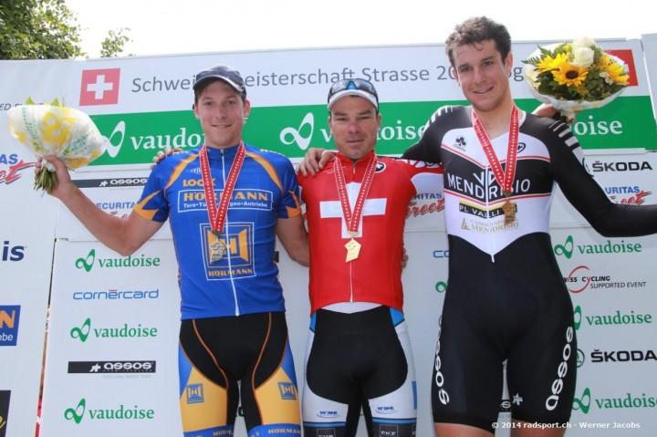 Gold für Simon Zahner - EZF Elite national