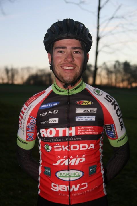 Sieger Nico Brüngger, Team Roth-Scoda, VC Hittnau