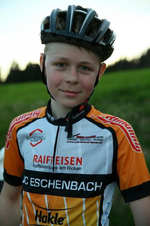 Dario Lillo, VC Eschenbach, Sieger Schülerrennen