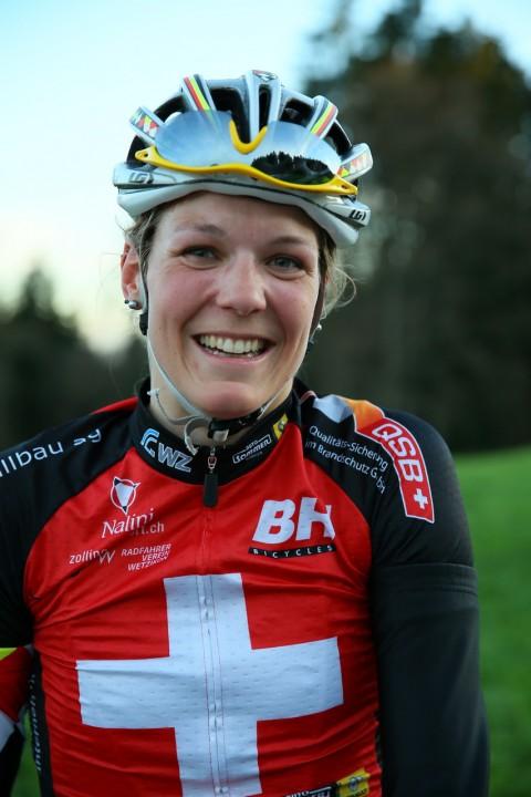 Mirjam Gysling, Siegerin Frauenrennen, RV Wetzikon